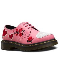 Dr. Martens 1461 Hearts W Shoes - Pink
