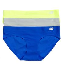 New Balance Breathe Hipster Knickers - Multicolour