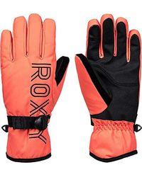 Roxy Girls' Freshfield Snowboard/ Ski Gloves - Multicolor