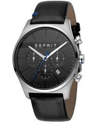 Esprit ES1G053L0025 Ease Chrono Black s Watch Chronograph - Nero