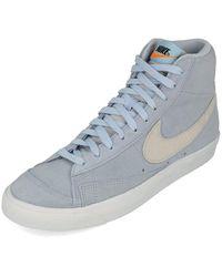 Nike - Blazer Mid'77 Suede Schuh - Lyst
