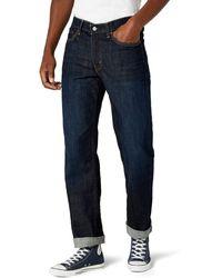 Levi's 514, Jeans Straight Uomo, Blu (The Rich 0977) W38/L34 (Taglia Produttore: 38/34)