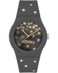 Superdry Casual Watch Syl275e - Grey