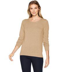 Amazon Essentials Crewneck Sweater - Neutro