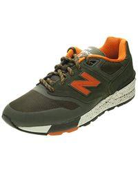 wholesale dealer 1a231 55859 597 Running Shoes - Green