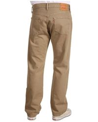 Levi's - S 501 Original Timber Wolf Taupe Jeans - Lyst