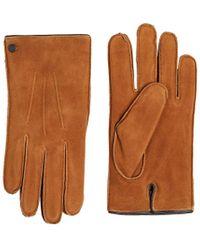 Esprit Accessoires 119ea2r001 Gloves - Brown