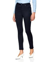 Pepe Jeans Dion, Jeans Skinny Donna, Blu (Denim Ba3), 29W / 32L