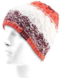 O'neill Sportswear Eli Beanie Calypso Coral One Size - Red