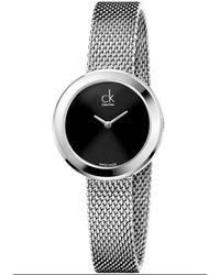 Calvin Klein FIRM K3N23121 Montre Bracelet pour femmes - Multicolore