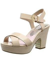 Dune - Iyla Ankle Strap Sandals - Lyst