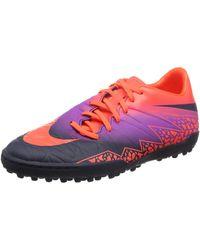 Nike - Hypervenom Phelon Ii Ag-pro Football Boots Red - Lyst