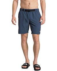 The North Face Class V Belted 8 Inch Trunk - Blue