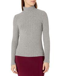 Volcom Long Sleeve Knit Shirt - Gray