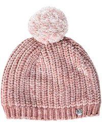 S.oliver Mädchen Mütze - Pink