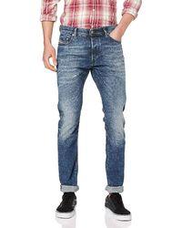 DIESEL Tepphar Jeans Tapered - Blu
