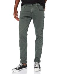 Replay Anbass Jeans - Verde