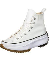 Converse Run Star Hike Ox - White