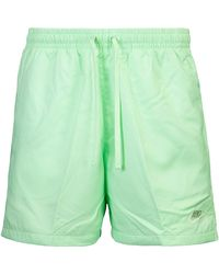 Nike Woven Flow Shorts - Grün