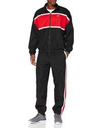 Lacoste Sport Wh1572 Pantaloni da Tuta - Nero