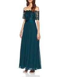 Coast Maddie Vestito Elegante Donna - Verde