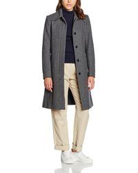 Filippa K Iza Wool Belt Coat, Giubbotto Donna, Grigio (Grigio Mel), 38 (Taglia produttore: M)