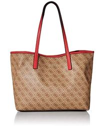Guess Vikky Tote, 32.5x27x15 Centimeters - Mehrfarbig
