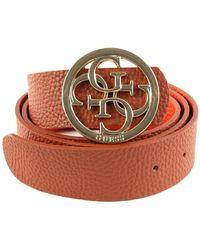 Guess Bobbi Reversible Belt W95 Cognac/Spice - Multicolore