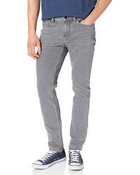 Springfield Vaquero Skinny bi-Stretch Lavado Pantalones - Gris