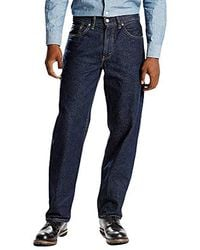 Levi's 550 Relaxed Fit Jeans In Light Stonewash - Multicolor