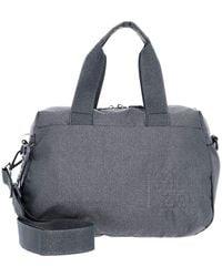 Mandarina Duck MD20 Lux Bowling Bag Lead - Nero