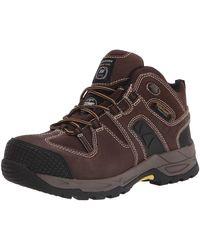 Skechers Mens Monter - Shoe, Size: 10 M US, Color: Dark Brown - Marrone