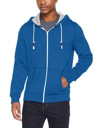 Tommy Hilfiger - Essential Zipthru Hooded Sweatshirt - Lyst