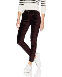 DL1961 Margaux Instascuplt Skinny Fit Ankle Jean - Purple