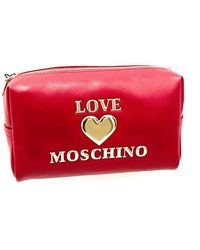 Love Moschino JC5302PP0BLE0500 Petit sac pour femme - Rouge