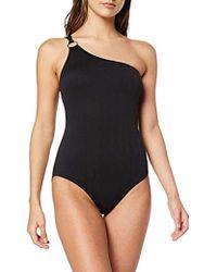 Esprit Rye Beach Swimsuit Costume da Bagno Donna - Nero