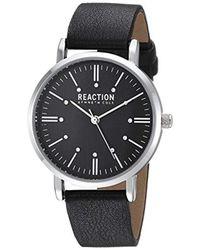Kenneth Cole Reaction Quartz Metal Casual Watch - Black