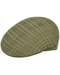 Kangol Classic Wool 504 Cap, Our Most Iconic Shape - Brown