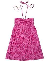 Roxy - Irresistible Halterneck Dress - Lyst