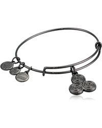 ALEX AND ANI Triskelion Bracelet - Metallic
