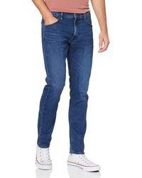 Lee Jeans - Tapered' Slim Jeans Luke' - Lyst