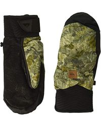 Quiksilver Method Mitt Snow Gloves