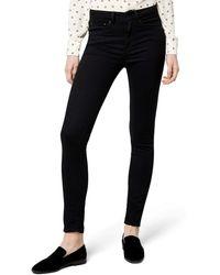 G-Star RAW 3301 Ultra High Waist Super Skinny jeans ajustados - Negro