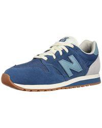 New Balance Unisex-Erwachsene U520v1 Sneaker - Blau