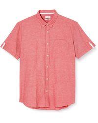 Esprit 030ee2f322 Camisa,Rojo - Rosa