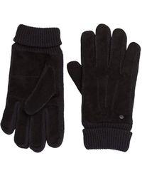 Esprit Accessoires 119ea2r002 Gloves - Black