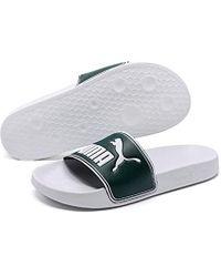 7e2c1c98c5431b PUMA Leadcat Ylm 19 Tech Sandals In Grey in Gray for Men - Lyst