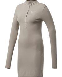 Reebok Cl Wde Slim Dress Abito - Multicolore