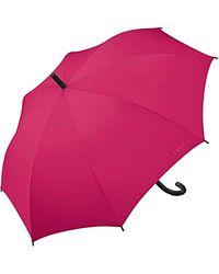 Esprit Long AC, Parapluie Cannes - Rose
