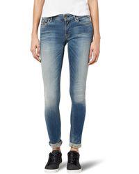 Replay - Luz, Jeans Donna, Blu - Lyst